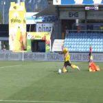 Altach 0-2 Dortmund - Erling Haaland penalty 36'