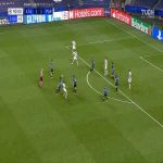 Atalanta 1-[2] Paris Saint-Germain: Choupo-Moting goal 90+3'