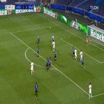 Atlanta 1-[1] Paris Saint-Germain: Marquinhos goal 90'