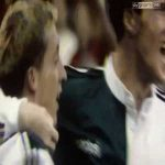 Robbie Fowler scores two sublime goals against Peter Schmeichel in 1995