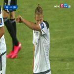 GKS Bełchatów [1]-2 Legia Warszawa - Damian Hilbrycht 33' (Polish Cup)