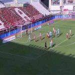 Almeria 0-1 Girona [0-2 on agg.] - Samuel Saiz 4'