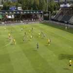 Austria Wien 0-1 Dortmund - Giovanni Reyna 9'
