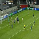 Internazionale 2-0 Shakhtar Donetsk: Danilo D'Ambrosio goal 64'