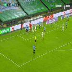 Celtic [4]-0 KR Reykjavik: Greg Taylor 46'