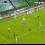 Celtic 6-0 KR Reykjavik - Mohamed Elyounoussi 90'