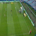PFC Sochi 1-0 Rubin Kazan - Rubin GK Dyupin apologizes for stepping on Miha Mevlja's foot, Mevlja scores 43'