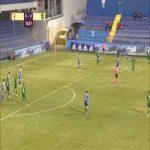 Buducnost 0-1 Ludogorets - Higinio 12'