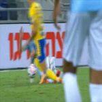 Maccabi Tel Aviv 2-0 Riga FC - Nick Blackman penalty 88'