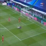 Memphis Depay chance vs Bayern Munich 4'
