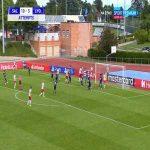 Red Bull Salzburg [1]-1 Olympique Lyon - Bryan Okoh 39' (UEFA Youth League)