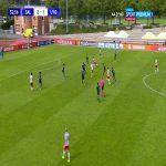 Red Bull Salzburg [3]-1 Olympique Lyon - Chukwubuike Adamu 54' (UEFA Youth League)