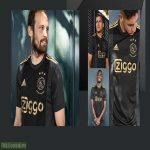 Ajax releases stunning new European away kit