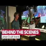 Behind the Scenes in the Johan Cruijff ArenA with Ajax CEO Edwin van der Sar