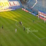 Nacional [1]-0 Montevideo City Torque - Gonzalo Bergessio, 17'