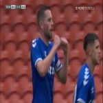 Blackpool 3-[3] Everton: Sigurdsson FK