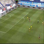 Borussia Dortmund 0 - [1] Feyenoord: Jørgensen