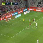 Lille 1-0 Rennes - Jonathan Bamba 40'