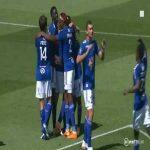 FC Lorient 0-[1] RC Strasbourg : Mehdi Chahiri 30'