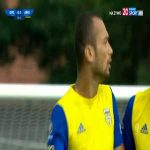 Górnik Polkowice 0-1 Arka Gdynia - Marcus Vinícius 57' (Polish Cup)