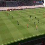 Nîmes Olympique [2]-0 Stade Brestois 29 : Birger Meling 31'