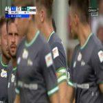 Warta Poznań 0-1 Lechia Gdańsk - Łukasz Zwoliński 66' (Polish Ekstraklasa)