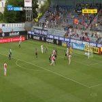 Dynamo České Budějovice 0-2 Slavia Praha - Jan Bořil 5'