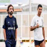 New Chapter for Andrea Pirlo and Cristiano Ronaldo