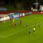 Stabæk 0-1 Brann - Robert Taylor 62'