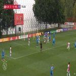 Ajax 5-[1] Holstein Kiel - Janni Serra 71'