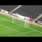 MK Dons 0-1 Arsenal - M. Elneny 5'