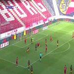 Salzburg 2-[1] Liverpool - Rhian Brewster 72'