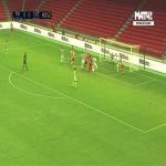 Tirana 0-1 Crvena Zvezda - Tomane 62'