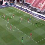 AZ Alkmaar 0-[1] Viktoria Plzeň - David Limberský 78'