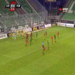 Ludogorets 0-1 Midtjylland - Junior Brumado 78'