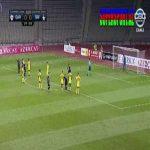 Qarabag [1]-0 Sheriff Tiraspol - Uroš Matić penalty 22'