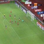 Shanghai SIPG (3)-0 Chongqing Lifan - Oscar goal