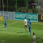 Lokomotiv Tbilisi [1]-0 Universitatea Craiova - Sikharulidze 57'
