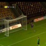 Motherwell 3-0 Glentoran - Liam Polworth 75'