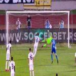 Partizan 1-0 RFS - Bibras Natcho penalty 52'