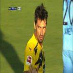 Borussia Dortmund [1]-3 Bochum - M. Hummels 67'