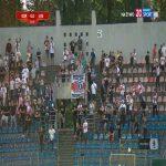 Odra Opole 0-2 ŁKS Łódź - Samu Corral 43' (Polish I liga)