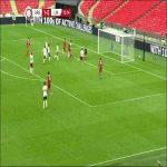 Arsenal 1-[1] Liverpool [FA Community Shield]: Takumi Minamino goal 73'