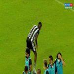 Botafogo 0-2 Inter - M.Babi dances but VAR rules out goal.