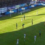 Haugesund 1-0 Vålerenga - Kristoffer Velde 16'