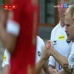 Radomiak Radom [1]-1 Widzew Łódź - Karol Angielski 46' (Polish I liga)
