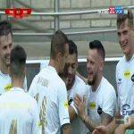 Radomiak Radom [3]-1 Widzew Łódź - Leândro 73' (Polish I liga)