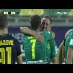 AEK Larnaca [2]-0 APOEL Nicosia - Abraham González 55' (Cypriot Cyta League)