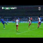 Cruz Azul [3] - 0 Necaxa (Juan Escobar 59') | Luis Romo Assist