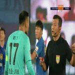 Jiangsu Suning (4)-2 Henan Jianye - Ivan Santini hat trick goal